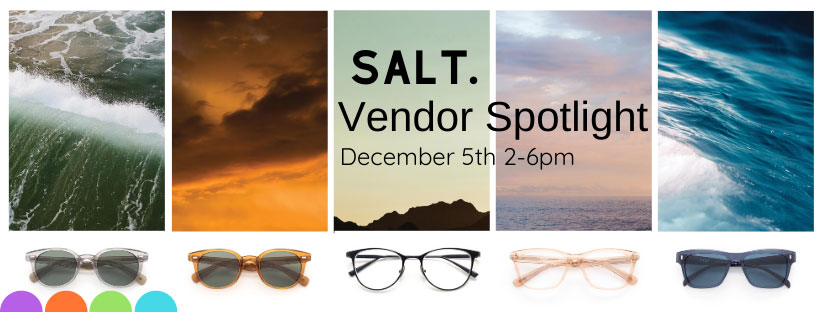 Vendor Spotlight – SALT.